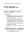 Problem Set 2- Municipal Database