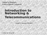 Introduction to Networking & Telecommunications
