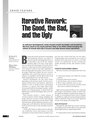 Iterative Rework: The Good, the Bad, and the Ugly