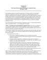 Sociology 621 Lecture 26 Notes