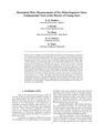 Dynamical Mass Measurements