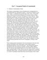 Conceptual Models of Cumulonimbi
