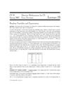 Random Variables and Expectation