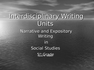 Narrative and Expository Writing