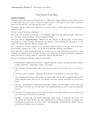 Final Exam Prep Sheet