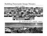 Building Panoramic Image Mosaics