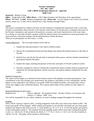Nevada Constitution PSC 100 – OM7 Syllabus