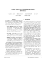 Security Analysis of a Cryptographically-Enabled RFID Device