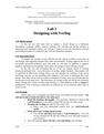 Lab 2 Designing with Verilog