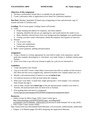 HW -  Resume and Cover