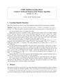 Learning Majority Functions